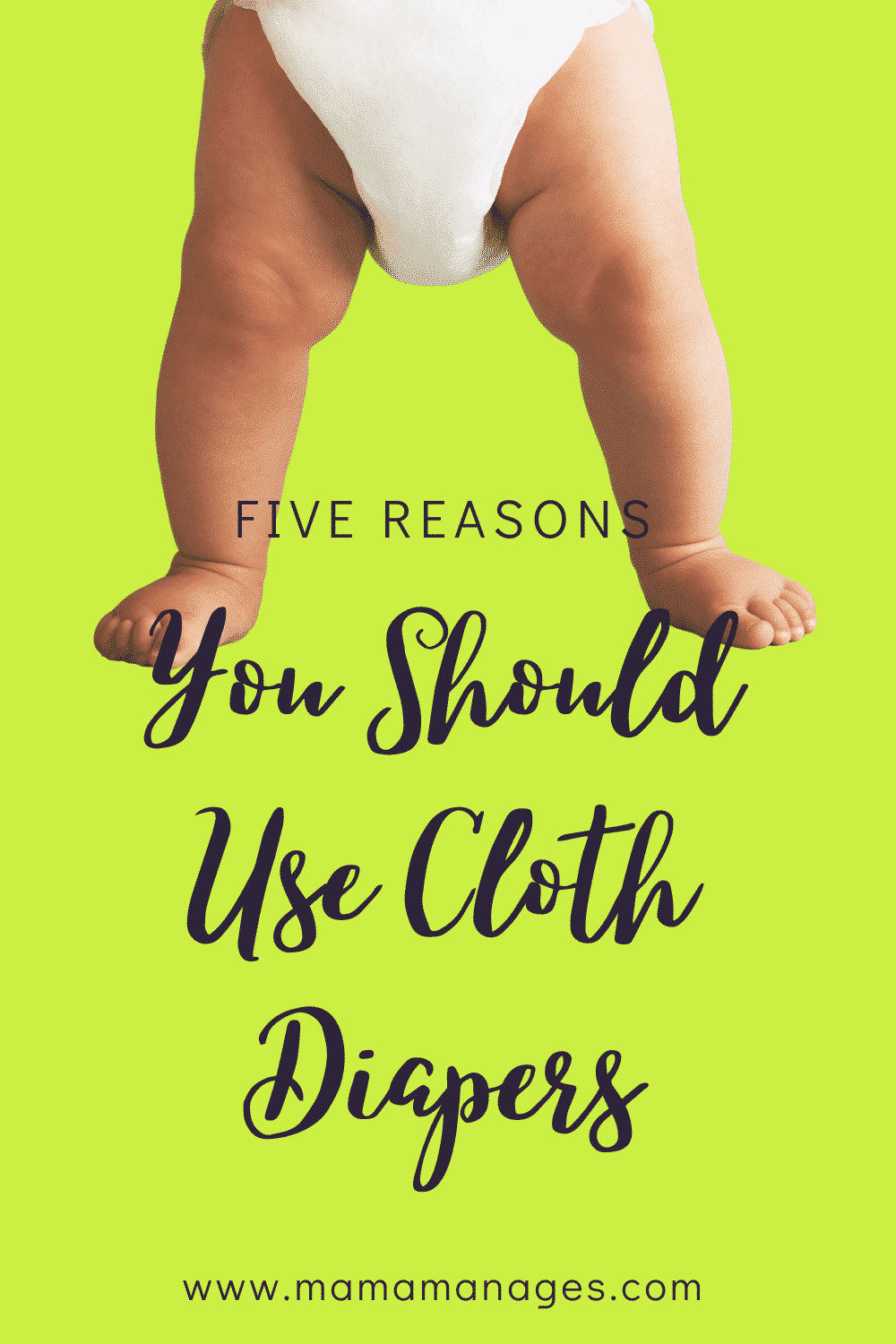 Cloth Diapers 5 Reasons