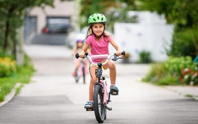 Teaching Your Child To Ride a Bike: Lessons Learned