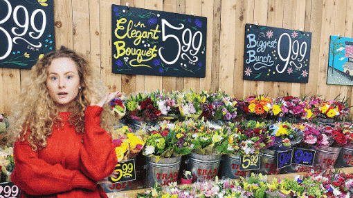 trader joe's flowers favorite mom products