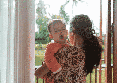 Morning Routine Tips for Sleepy, Stressed Moms