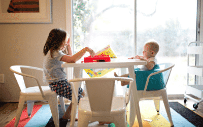 Helping Big Kids Adjust to a New Sibling: A Reader Question
