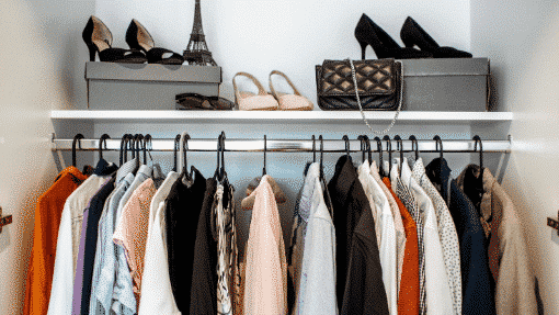 Wardrobe Makeover Plan (Love Your Closet for Less than $100)