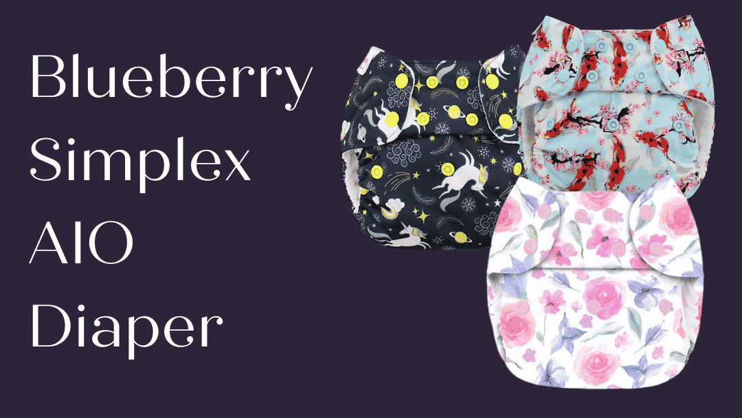 blueberry simplex best cloth diaper for working moms