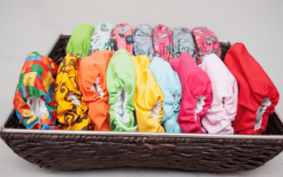 The Best Cloth Diapers for Working Moms
