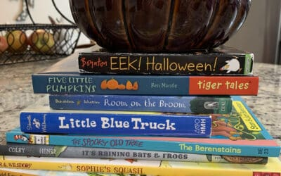 8 of the Best Children's Picture Books for the Fall