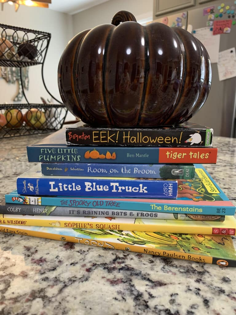8 of the Best Fall Books for Children