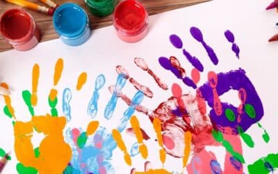 How to Display Kids Art (and then Cherish it Forever)