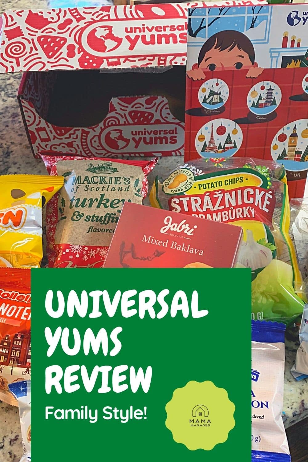 universal yums review pin