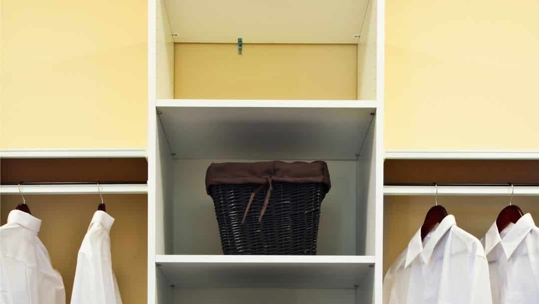 My Ugly Closet Refresh: How I Spruced It Up for Free!