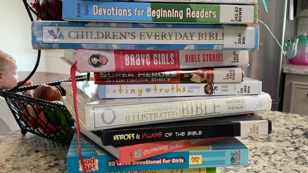 The Best Children's Bibles by Age