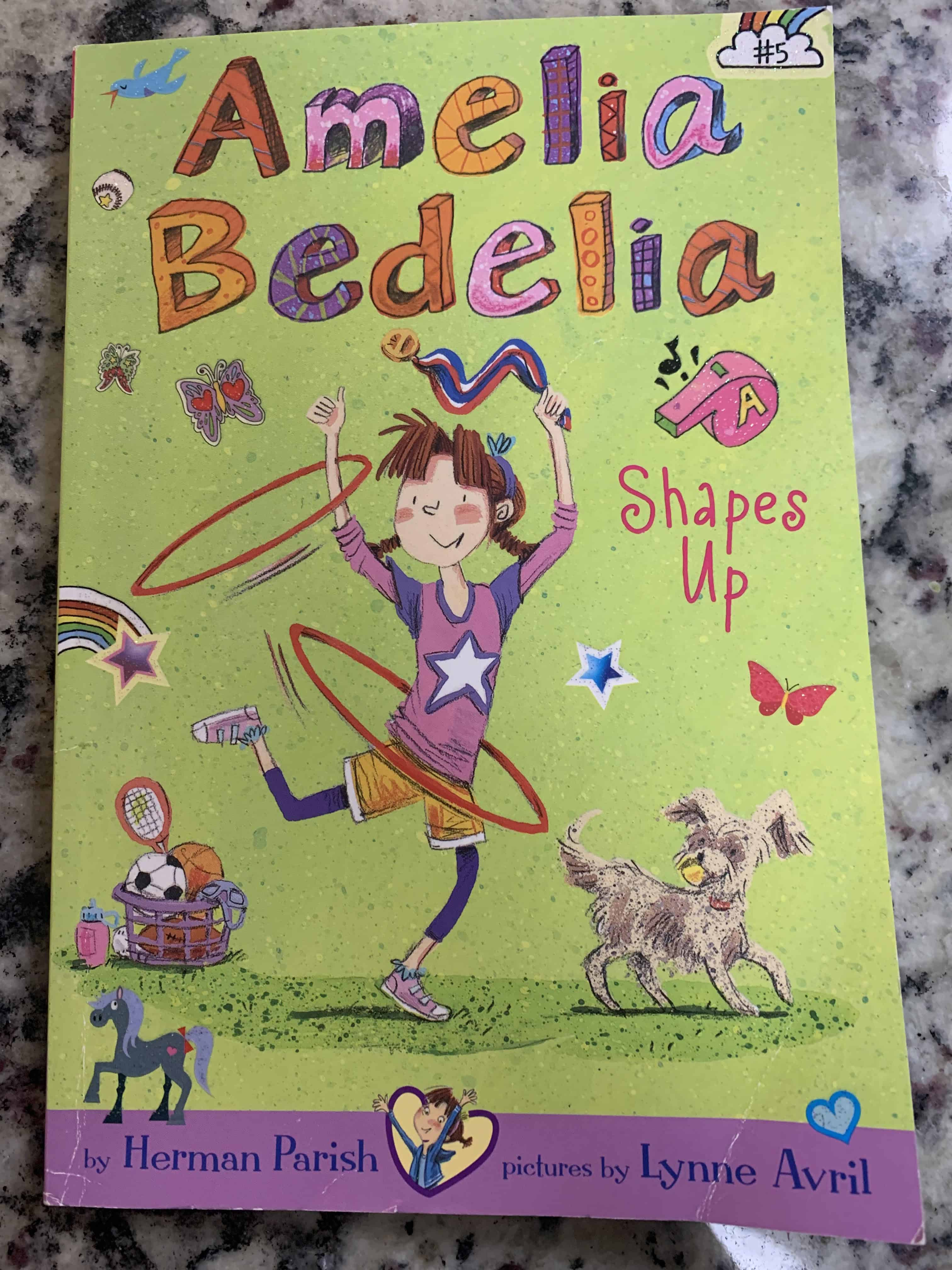 Amelia Bedelia beginning chapter books for second graders