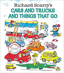 Cars and Trucks - Favorite Picture Books