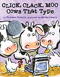 Click Clack Moo - Cows that Type