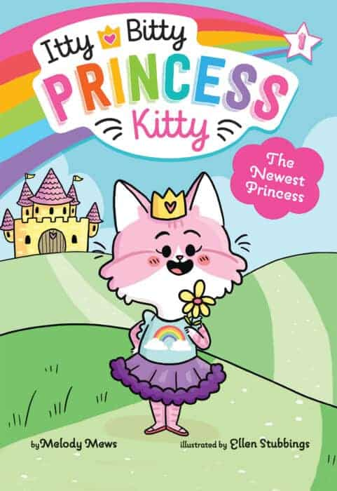 itty bitty princess kitty chapter books for second graders