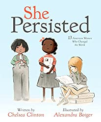 She Persisted - Favorite Picture Books for Girls