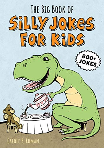 silly jokes book for kids