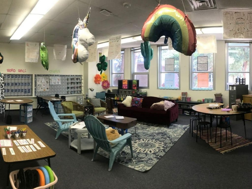 my classroom cleanup