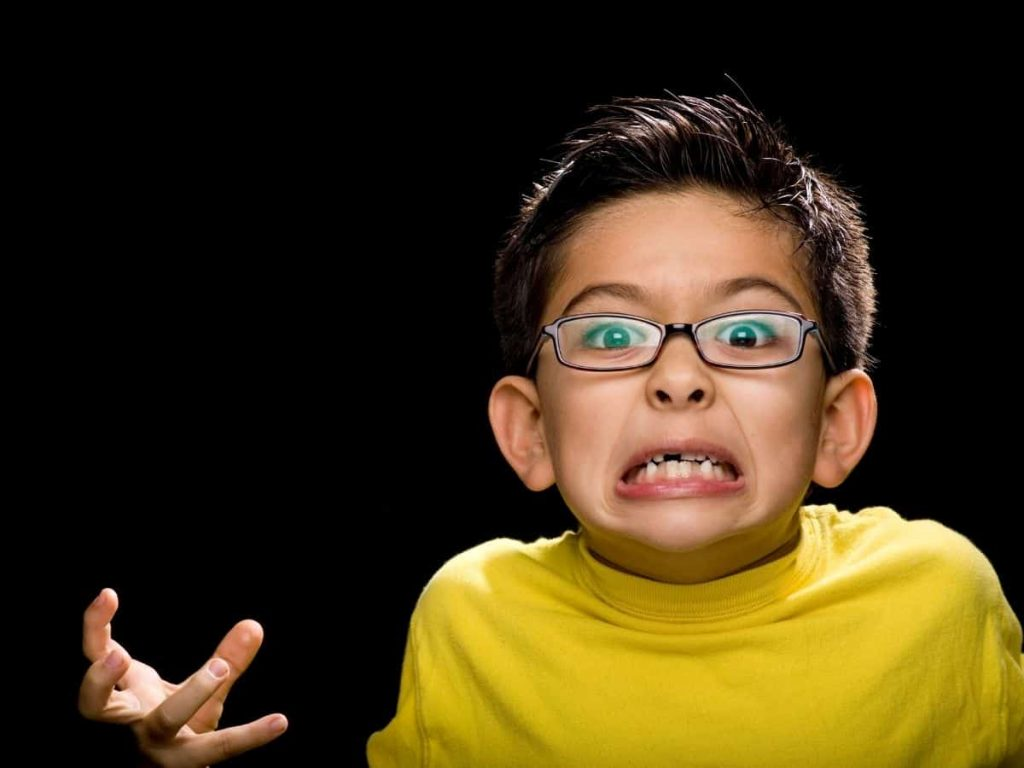 5 kinds of students - the skeptic - angry kid