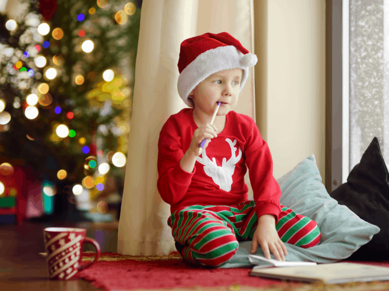 7 Adorable & FREE Letter to Santa Templates for Kids of All Ages
