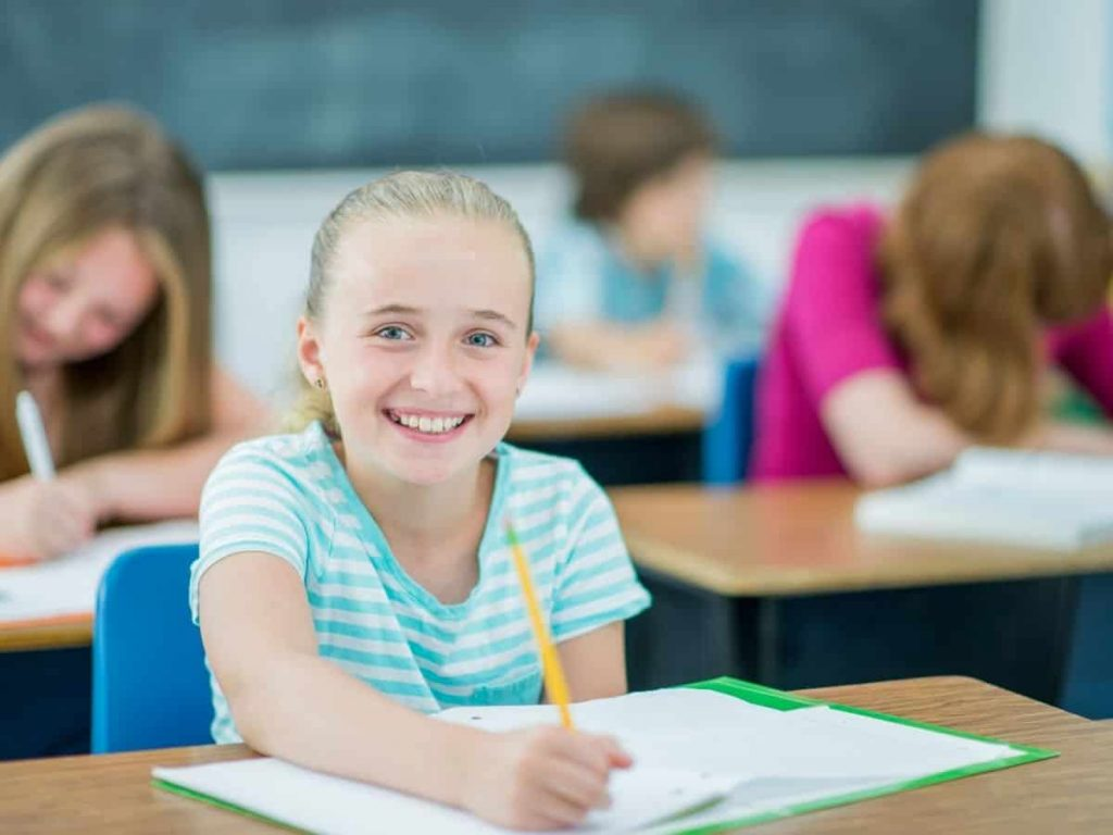 child's strength linguistic intelligence - writing in school