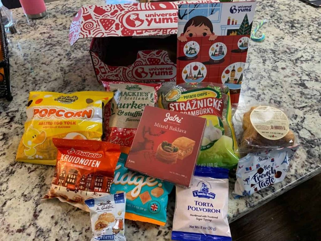 Christmas Activities for Families - Universal Yums