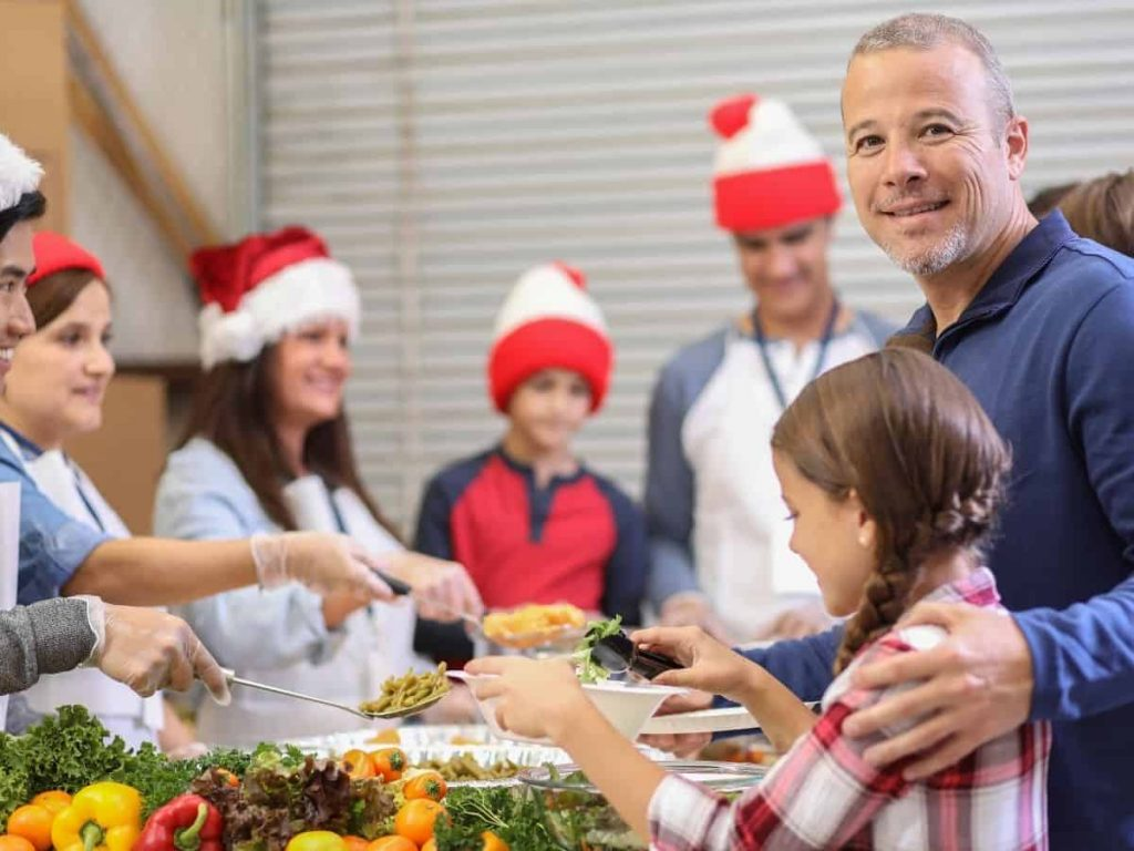 Christmas Activities for Families - Soup Kitchen