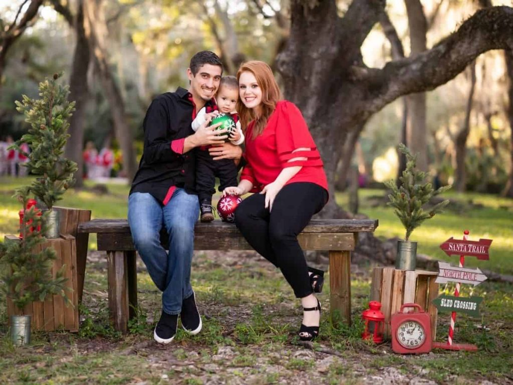 Christmas Activities for Families - Photo Shoot