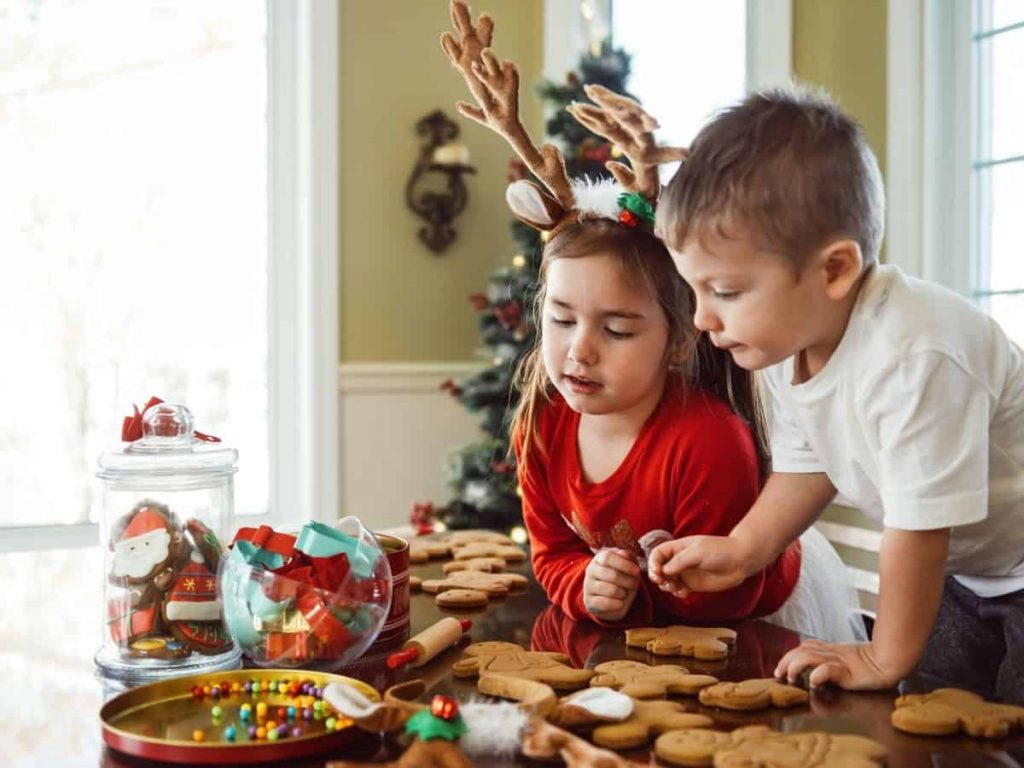 Christmas Activities for Families - Cookie Decorating