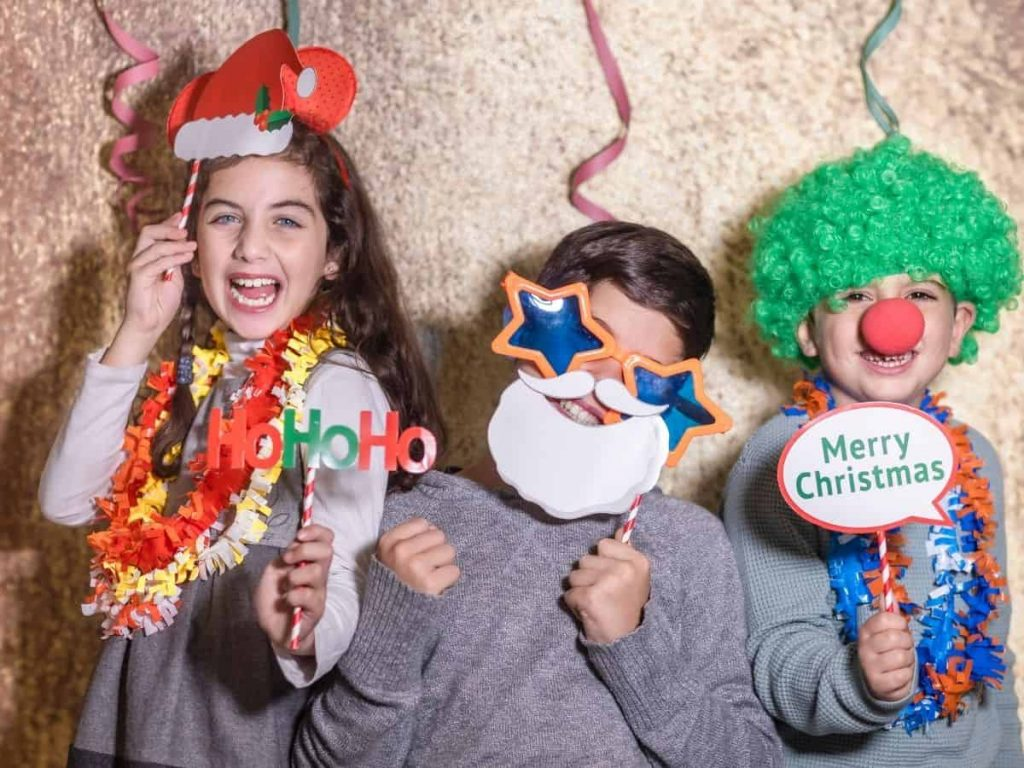 Christmas Activities for Families - Party Time!