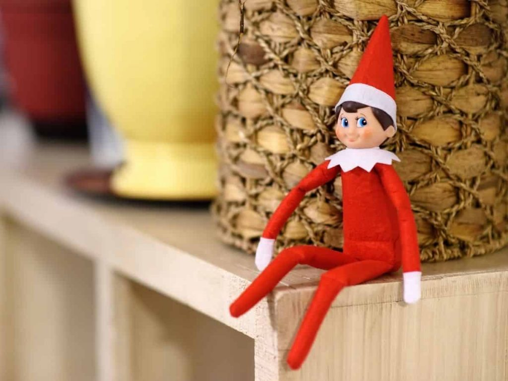 elf on the shelf for the classroom